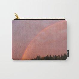 Bass Coast Rainbow Carry-All Pouch