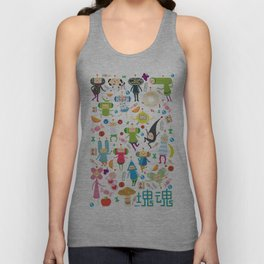 KATAMARI DAMACY Unisex Tank Top