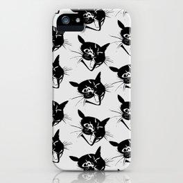 Savage Kitten iPhone Case