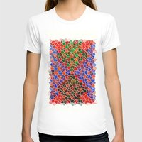 glass T-shirts featuring Glass by Sproot