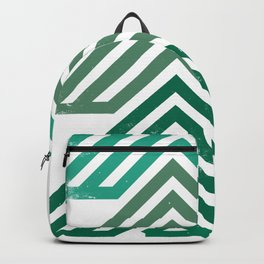 Mountain trees vintage Backpack