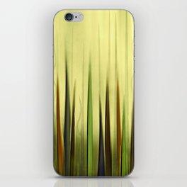Marsh Color Rising iPhone Skin