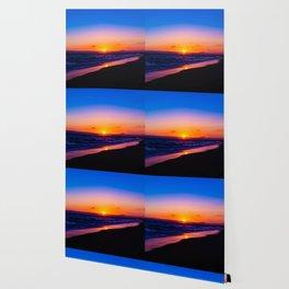 outstanding sunset Wallpaper