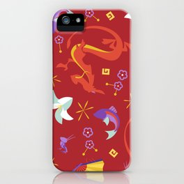 Dishonor on Your Cow iPhone Case