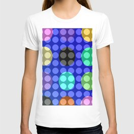 Dots on Elipses T-shirt
