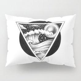 GIANT WAVES Pillow Sham