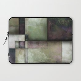 Spring Twilight One abstract art by Ann Powell Laptop Sleeve