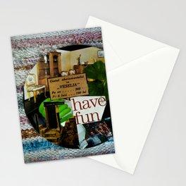 Having FUN Stationery Cards