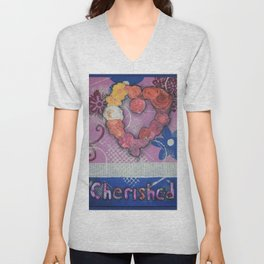 Cherished Unisex V-Neck