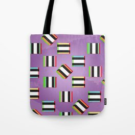 Glitch Allsorts Tote Bag