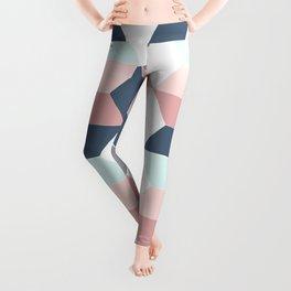 Starry cubes Leggings