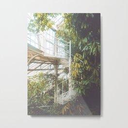 Greenhouse 2 Metal Print