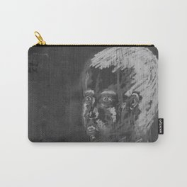 looking boy - black Carry-All Pouch