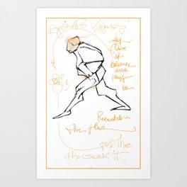 Giacomo Art Print