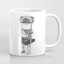 That pug. Coffee Mug