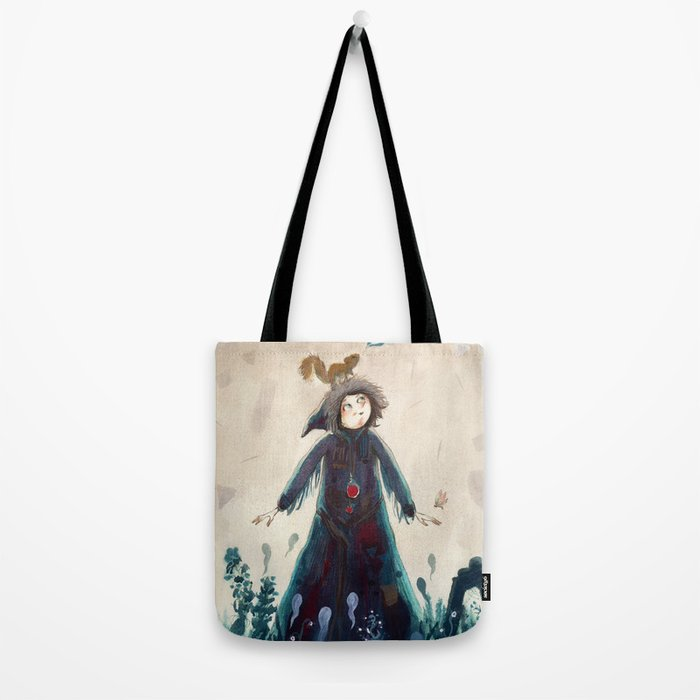Declaration of winter Tote Bag