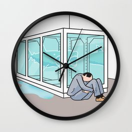 Return to the Impossibility of Death Wall Clock