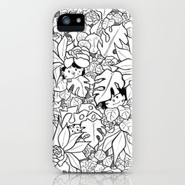 The Lost Children iPhone Case