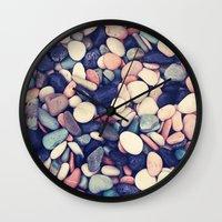rocky Wall Clocks featuring Rocky by farsidian