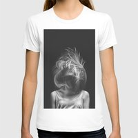 wind T-shirts featuring Wind by Illustratic