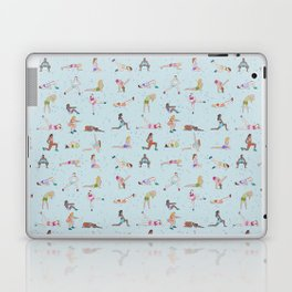Ladies gym bag Laptop & iPad Skin