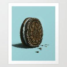 OREO Art Print