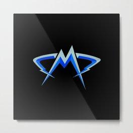 m logo Metal Print