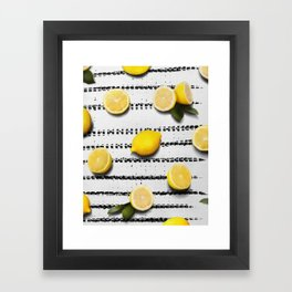 fruit 4 Framed Art Print