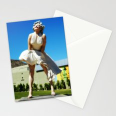 Giant Marilyn Stationery Cards