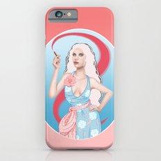Lipstick Swirl iPhone 6s Slim Case