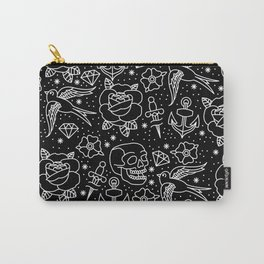 Black flash Carry-All Pouch