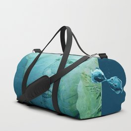Garden of love Duffle Bag