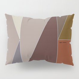 Incoherent Action Pillow Sham