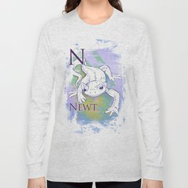 N Newt Long Sleeve T-shirt