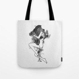 Infinity's edge of happiness. Tote Bag