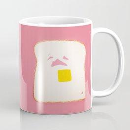 Sad Toast  Coffee Mug
