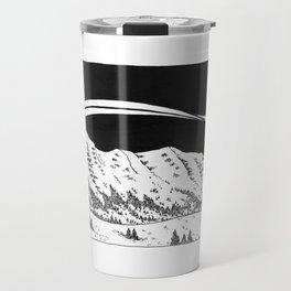 Bridger Mountains Travel Mug
