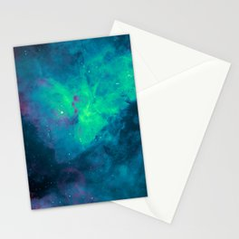 Nebula Oceanic Stationery Cards