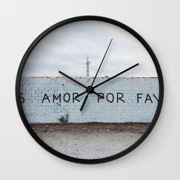 Mexico 11 Wall Clock