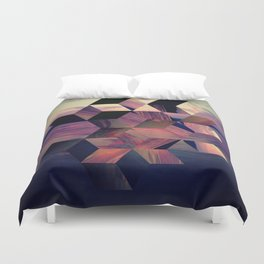 Remnants of the Day Duvet Cover