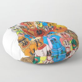 moppets Floor Pillow