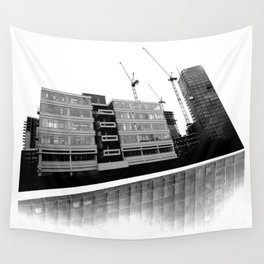 Modernity Lost Wall Tapestry