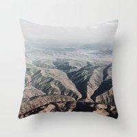 rocky Throw Pillows featuring Rocky by Ryo Ruiz