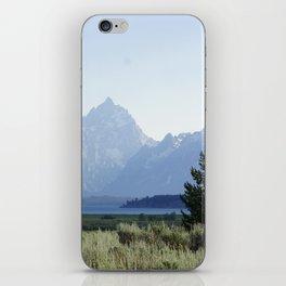 Grand Teton Dreams iPhone Skin