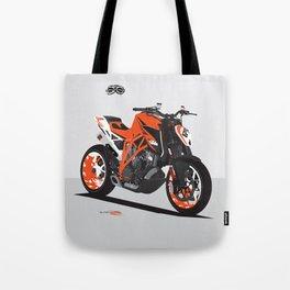 Super Duke 1290 Tote Bag