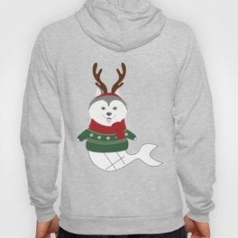 Happy Pet in Ugly Christmas Sweaters Hoody