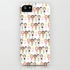 Spice Girls Pattern iPhone (5, 5s) Slim Case