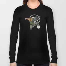 BIONIC ARMMMMM Long Sleeve T-shirt
