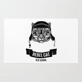 REBEL CAT Rug