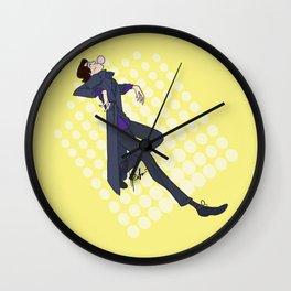 Bored Wall Clock